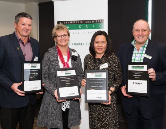 Waikato Business Awards 2016